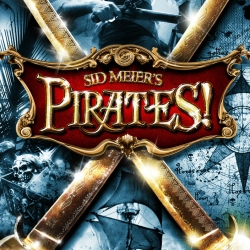 Sid Meier's Pirates Logo