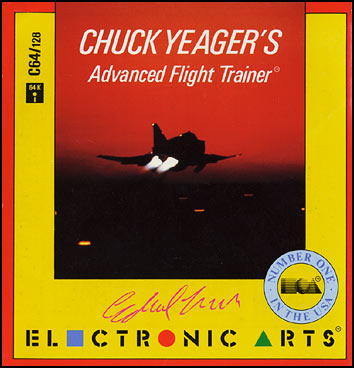 Chuck Yeagers Advanced Flight Trainer cover