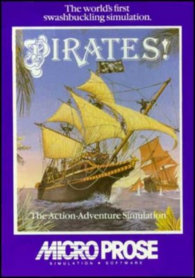Pirates cassette cover
