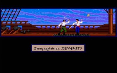 Pirates kılış düellosu