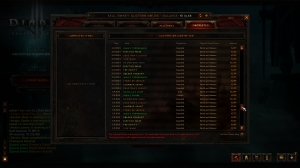 Diablo 3 real-monehy auction house